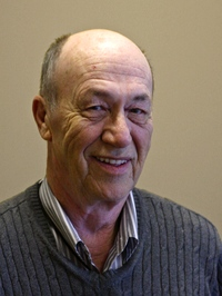 Bob Sexsmith, the founder and current president of Huron Pines Housing Co-operative.